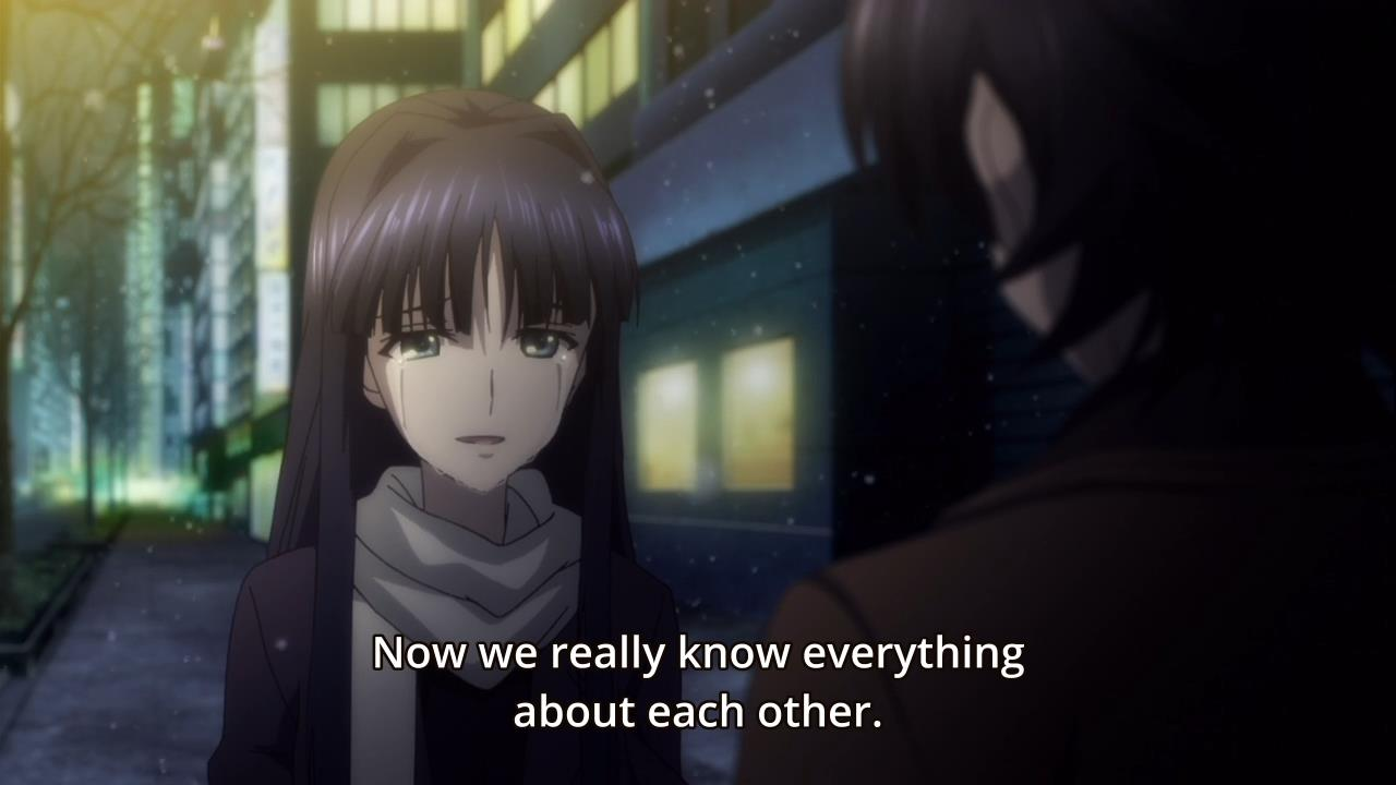 White Album 2 Anime Characters : White album and the futility of everything wrong every