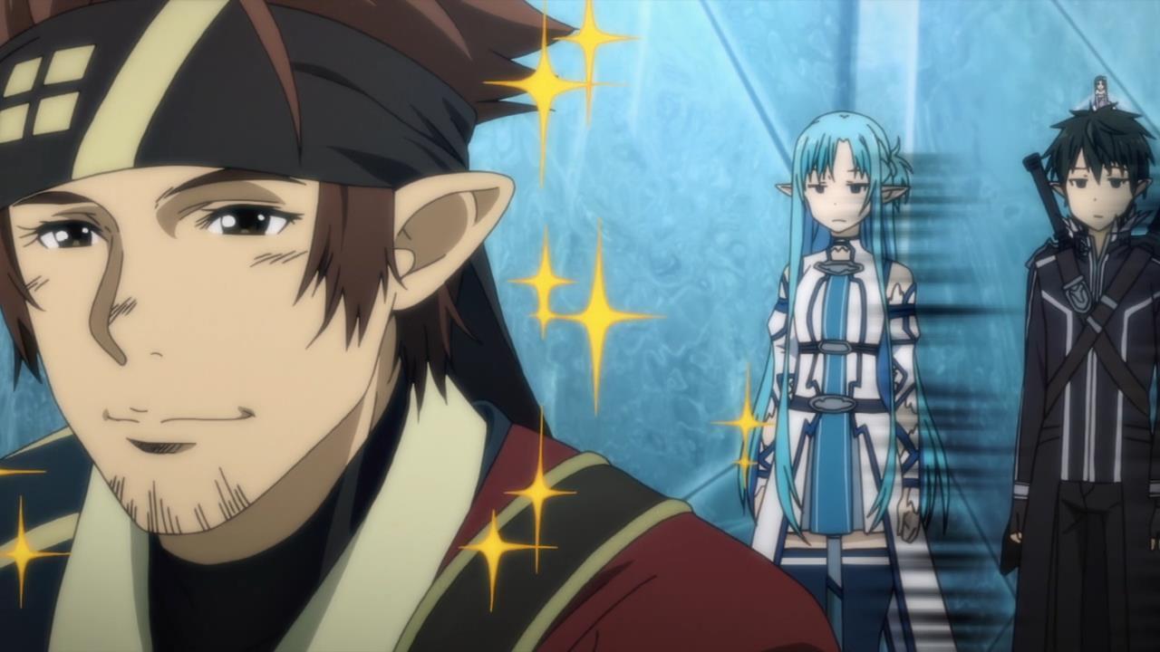 Sword Art Online Ii Episode 16 Wrong Every Time